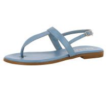 Sandale 'olimpia' hellblau