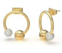 Ohrringe gold / silber