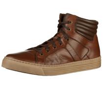 Sneaker kastanienbraun / rostbraun