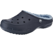 Clog 'Freesail PlushLined Pmgr/RsD' navy