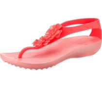 Sandale 'Serena Embellish Flip W' koralle