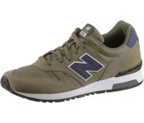 'ml565' Sneaker navy / oliv