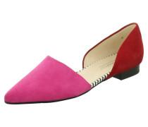 Ballerinas pink / rot