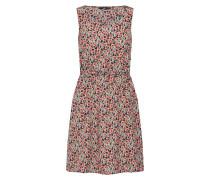 Damen - Kleider 'onlDORA S/L Sarah Dress Wvn' mischfarben