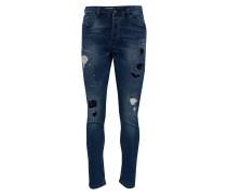 Jeans 'avi Carrot 403 DK Blue Exp'