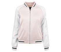 Jacket rosa / schwarz / weiß