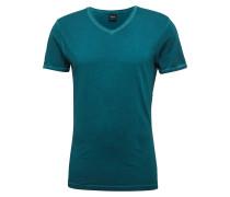 T-Shirt 'Trace' aqua