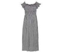 Kleid 'cindy' schwarz / weiß