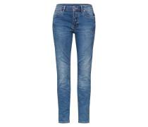 Jeans 'lynn' blue denim