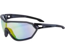 Sportbrille 's-Way Vlm+' dunkelgrau