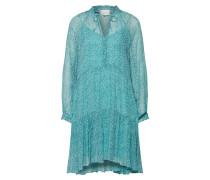 Kleid 'Lykke' blau
