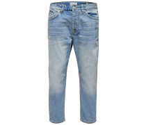 Regular fit Jeans 'Beam light blue'