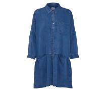 Kleid 'klinn' blue denim