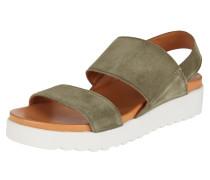 Sandale 'Debora' khaki