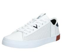 Sneaker 'Hook-M L31' blau / weiß / rot