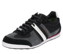 Sneaker 'Akeen' dunkelgrau / schwarz