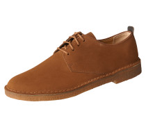 Halbschuh 'Desert London' cognac