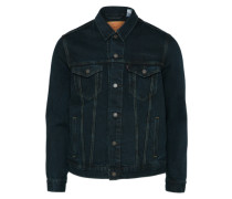 Jeansjacke 'the Trucker' grey denim