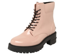 Boots 'cailyn' rosa / schwarz