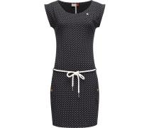 Sommerkleid ' Tag Dots ' schwarz