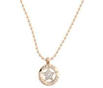 Halskette 'Walk of Fame' rosegold