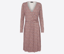 Kleid 'cipiper' mischfarben / rot