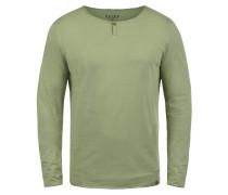 Rundhalsshirt 'Ireno' grün