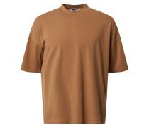 Shirt 'Oversized' ocker