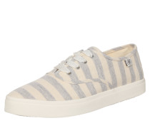 Sneaker Low sand / grau