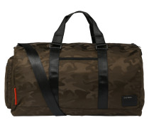 Duffle Bag 'discover' oliv