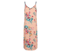 Kleid 'floral Print Strap'