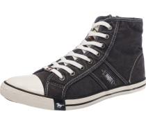 Shoes Booty schwarz / weiß