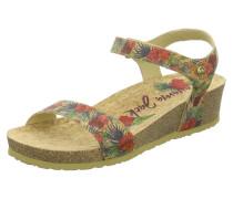 Sandalen beige / mischfarben
