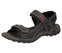 Sandale 'Upendaro-700' schwarz