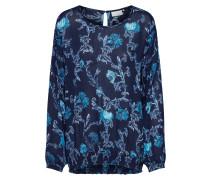 Bluse 'Aalin' hellblau / dunkelblau
