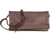 Clutch 'Ronja Saddle' bronze
