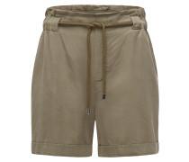 Shorts 'pippa' oliv