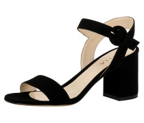 Sandalette 'samanta' schwarz