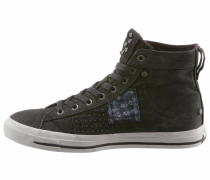 Sneaker anthrazit / grey denim