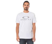 'O Bark' T-Shirt weiß