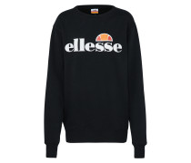 Sweatshirt 'Agata' schwarz