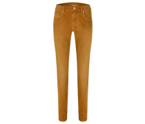 Jeans 'Cici' safran