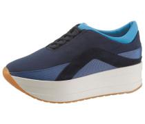 Sneaker marine / hellblau