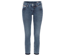 Jeans 'Touch Cropped' blau