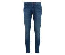 Jeans im Vintage-Design 'Luke' blue denim