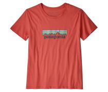T-Shirt 'Pastel P-6 Logo Organic'