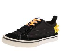Sneaker 'd-Velows' gelb / schwarz