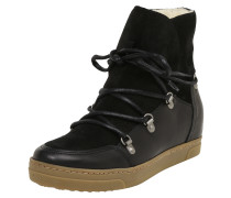 Boots 'Uma Wool' schwarz