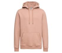 Sweatshirt 'Basic Sweat Hoody' rosé