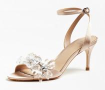 Sandalette 'Noelia' hellbeige